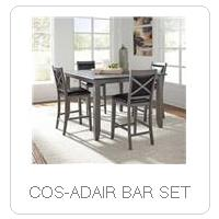 COS-ADAIR BAR SET